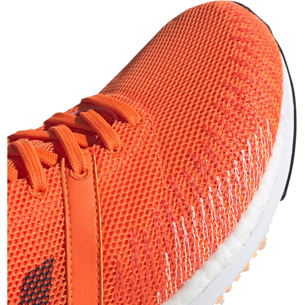 adidas Adizero Takumi Sen Low-Cut Schuhe Herren footwear white/real blue/solar orange