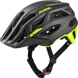 Alpina Garbanzo Helmet black-neon-yellow black-neon-yellow