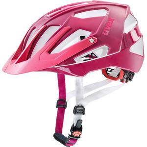 UVEX Quatro Helmet blackberry matt bei fahrrad.de Online