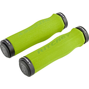 Ritchey WCS Ergo True Grip Griffe Lock-On green green