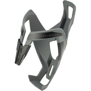 Elite Custom Race Plus Flaschenhalter grau matt/schwarz