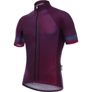 Santini Vento Jersey Herren violet violet