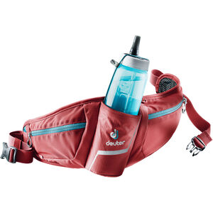 Deuter Pulse 2 Hip Bag cranberry cranberry