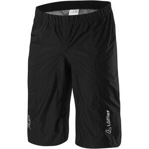 Löffler GTX Active Bike Shorts schwarz schwarz