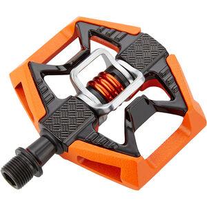 Crankbrothers Double Shot 2 Pedals orange/schwarz orange/schwarz