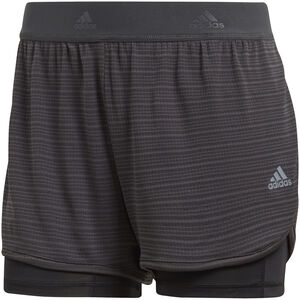 adidas 2In1 Chill Shorts Damen carbon carbon