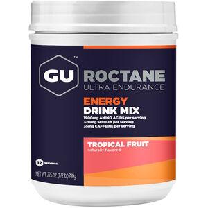 GU Energy Roctane Ultra Endurance Energy Drink Mix Tub 780g Tropical Fruit