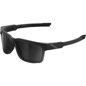 100% Type S Smoke Glasses soft tact black soft tact black