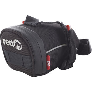 Red Cycling Products Turtle Bag Satteltasche S schwarz schwarz