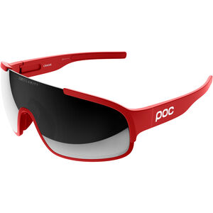 POC Crave Sunglasses prismane red/violet/silver prismane red/violet/silver