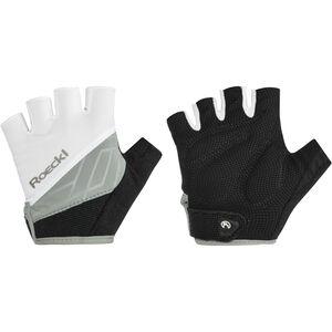 Roeckl Budapest Handschuhe weiß/schwarz weiß/schwarz