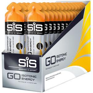 SiS GO Isotonic Energy Gel Box 30x60ml Tropical