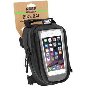 NC-17 Connect Smartphone Oberrohrtasche schwarz schwarz