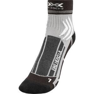 X-Socks Bike Hero UL Socks black print black print