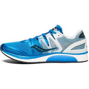 saucony Liberty ISO Shoes Men Blue/White/Black bei fahrrad.de Online