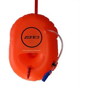 Zone3 Swim Safety Boje/Hydratationskontrolle hi-vis orange hi-vis orange