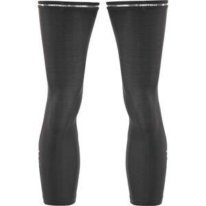 Castelli Nano Flex+ Knee Warmers black black