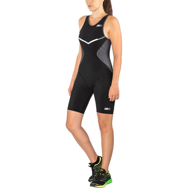 Z3R0D Racer Trisuit Damen black series