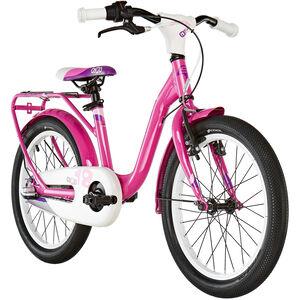 s'cool niXe 18 3-S alloy Pink bei fahrrad.de Online