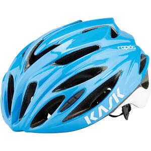 Kask Rapido Helm hellblau bei fahrrad.de Online