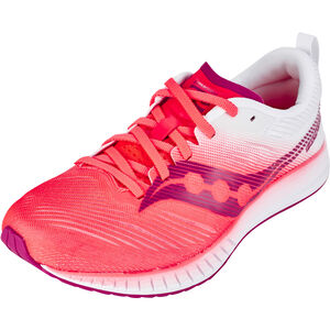 saucony Fastwitch 9 Shoes Damen vizired white vizired white