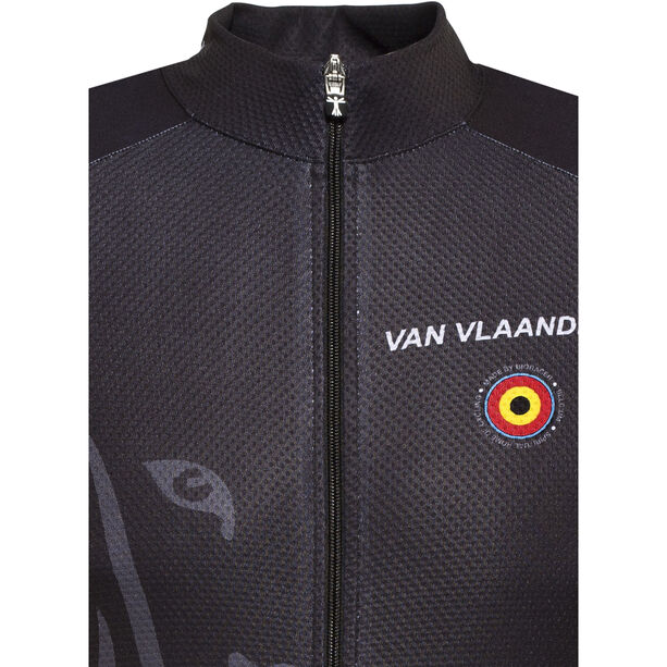Bioracer Van Vlaanderen Pro Race Jersey Herren black