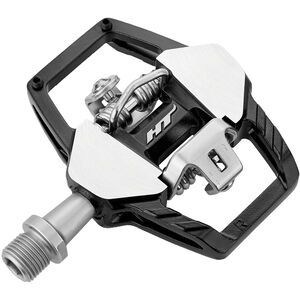 HT GT1 Klickpedal schwarz schwarz