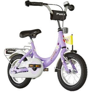 """Puky ZL 12-1 Alu Fahrrad 12"""" Kinder flieder flieder"""