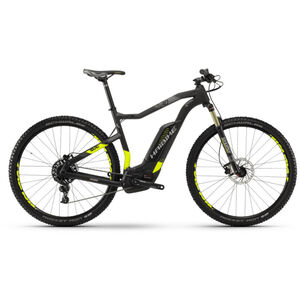 HAIBIKE SDURO HardNine Carbon 8.0 Carbon/Lime/Titan matt bei fahrrad.de Online