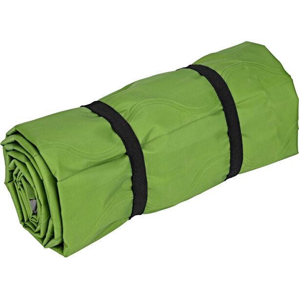 CAMPZ Comfort Trekking Matte leicht grün