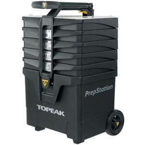 Topeak PrepStation Werkzeug Trolley ohne Werkzeuge