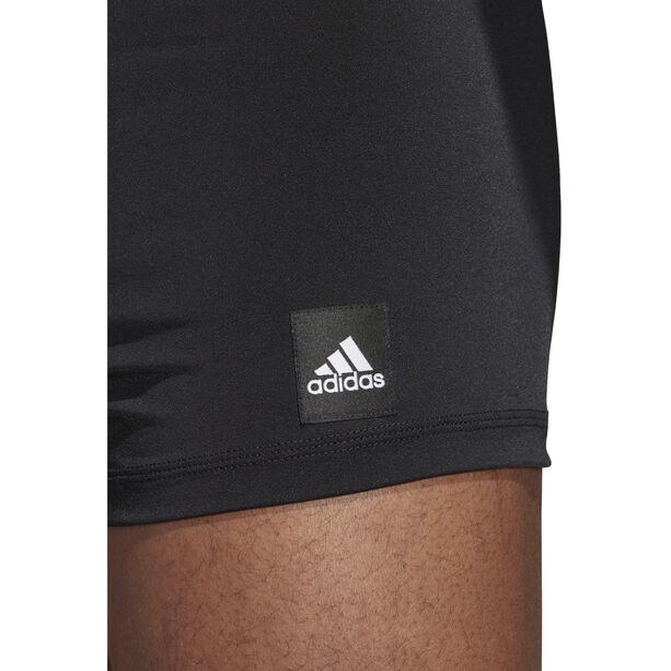 adidas Pro BX Solid Boxer-Badehose Herren black/white