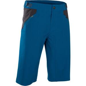 ION Traze AMP Bike Shorts Long Herren ocean blue ocean blue