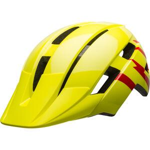 Bell Sidetrack II MIPS Helm Kinder hi-viz/red hi-viz/red
