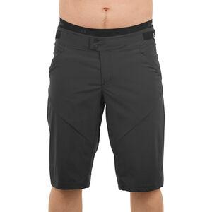 Cube AM Baggy Shorts inklusive Innenhose Herren black black
