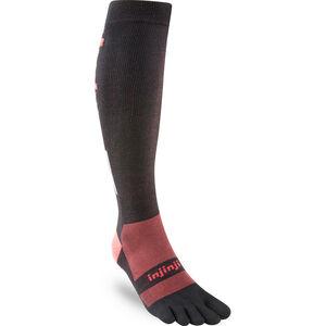 Injinji Ultra Compression OTC Socks Black