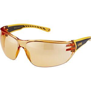UVEX Sportstyle 204 Sportbrille orange/orange orange/orange