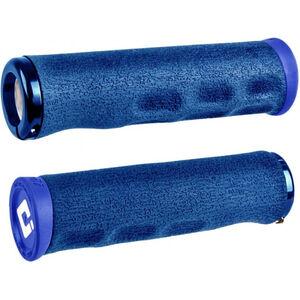 ODI F-1 Series Dread Lock Lock-On 2.1 MTB Griffe blue blue