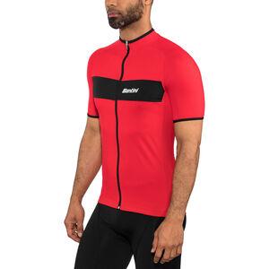 Santini Ali Jersey Men red