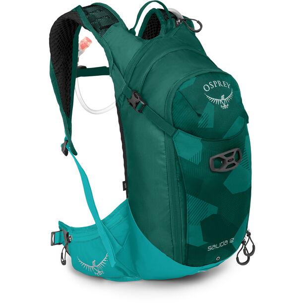 Osprey Salida 12 Backpack Damen teal glass