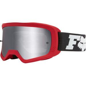 Fox Main II Linc Spark Brille flame red/chrome mirrored flame red/chrome mirrored
