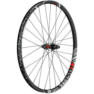 "DT Swiss EX 1501 Spline One Hinterrad 29""/30mm TLR Clincher 12/148mm Boost SRAM XD black black"