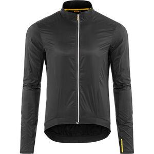 Mavic Essential Wind Jacket Herren black black
