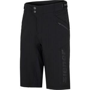 Ziener Ciro X-Function Shorts Men black