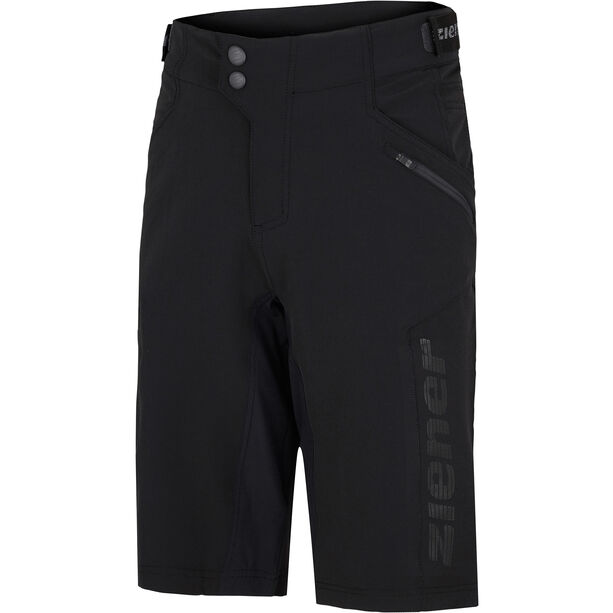 Ziener Ciro X-Function Shorts Herren black black