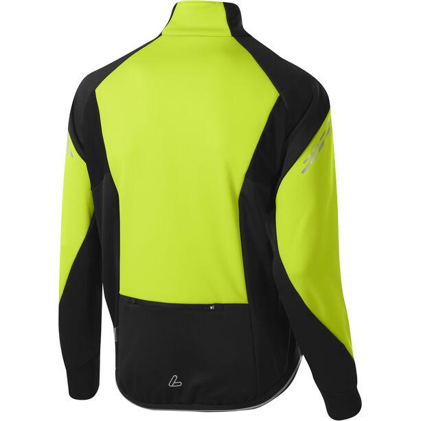 Löffler Bologna WS Warm Fahrrad Jacke Herren lime