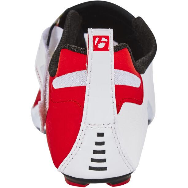 Bontrager Hilo Triathlon Shoes Herren red/white