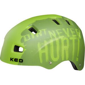 KED 5Forty Helmet Kids dirt green bei fahrrad.de Online