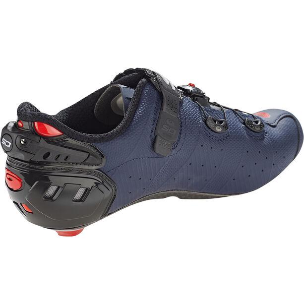 Sidi Wire 2 Carbon Shoes Herren matt blue/black
