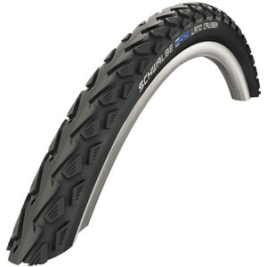 SCHWALBE Land Cruiser Active, 28 x 1.60, K-Guard, Draht black